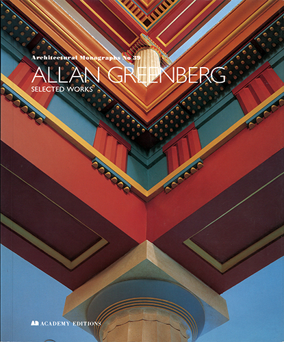 Allan Greenberg, Selected Works