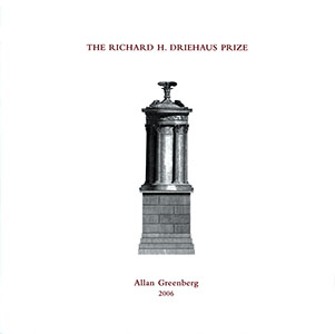 The Richard H. Driehaus Prize Book 2006